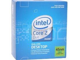 45奈米再見,Intel 將停售數款 Core 2、Pentium 處理器