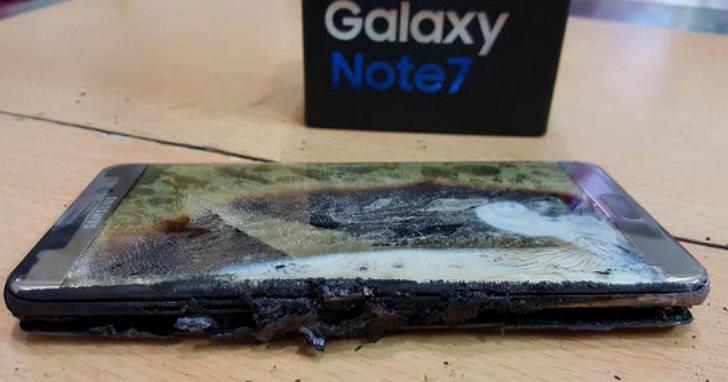 三星 Note7 爆炸原因終於要在本月公布,報告結果可能將決定S8是否能翻身再起