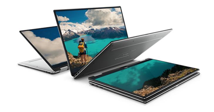 DELL 也推出變形筆電,XPS 13 將具備筆電/平板二合一功能