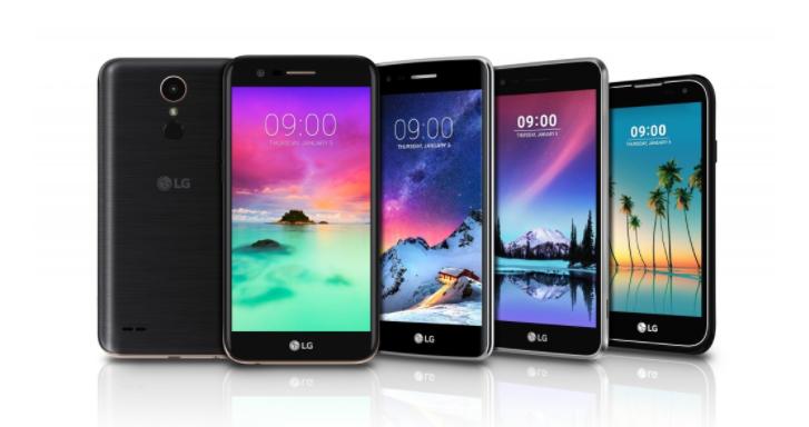 五款新機齊登場,LG 更新 K 系列手機產品線、有筆的 Stylus 3 也一起來了