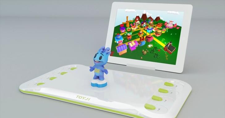 可操作遊戲的Toyji公仔,讓幼教課程更有趣