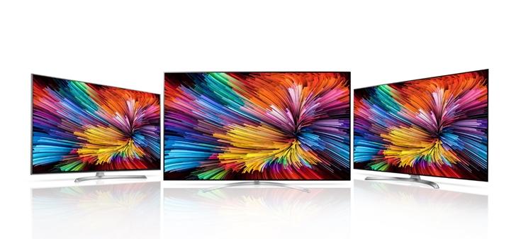 LG 今年的 4K 量子點電視將採用 Nano Cell 技術,色彩更穩定、支援 Advanced HDR