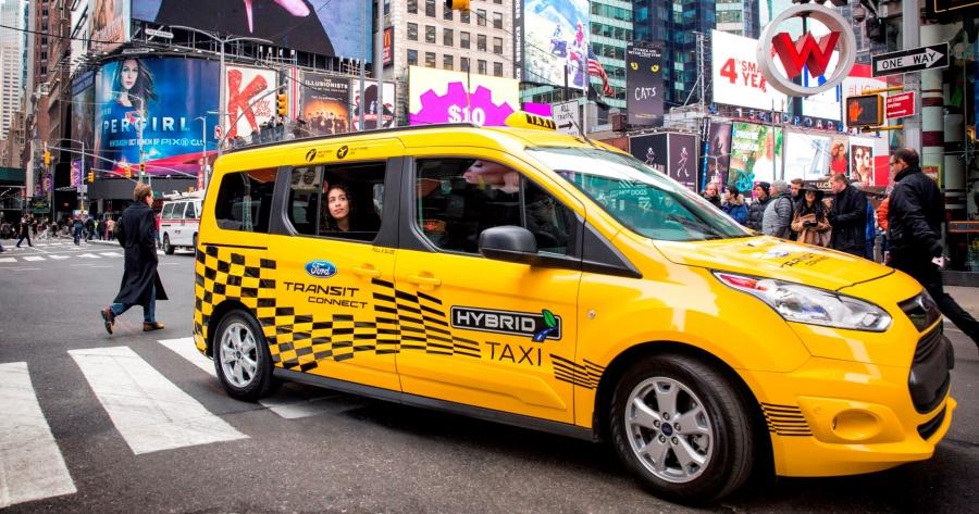 福特推動電動車發展,高乘載用自動駕駛車預計從美國開始上市