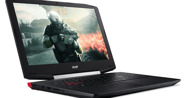 Acer Aspire 系列推高性能影音筆電,先發 Aspire V Nitro Black Edition 及 Aspire VX 15