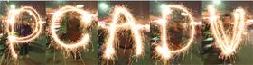 電腦王2009平溪天燈祈福行