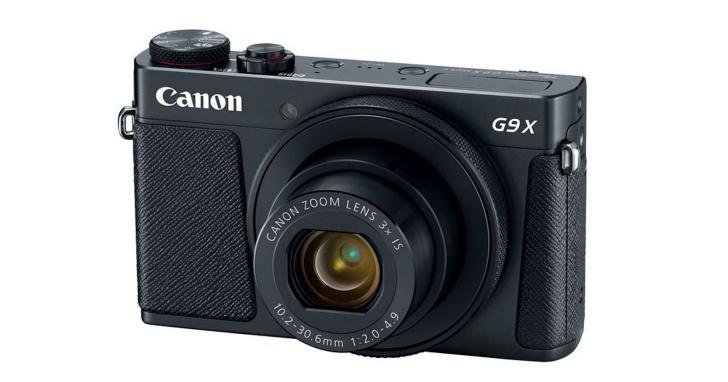 Canon 推出小改款的 G9X II,搭載 DIGIC 7 處理器改善對焦與感光性能