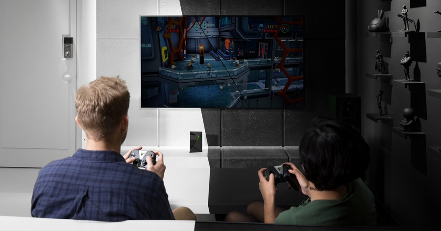 NVIDIA 推 SHIELD TV,可串流 4K 影片、Ubisoft 遊戲還具備智慧家庭功能