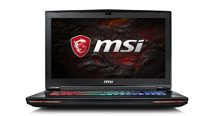 MSI 電競筆電機海來了,聯名 Intel、NVIDIA 推出全新標誌