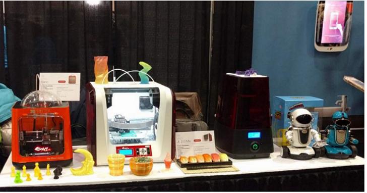 三緯國際於CES推出最輕巧的3D列印機 da Vinci Nano,獲頒 TWICE Picks Award