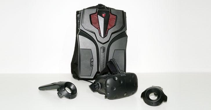 少了束縛,沉浸虛擬實境更輕鬆自在:MSI VR One 背包電競主機實測!