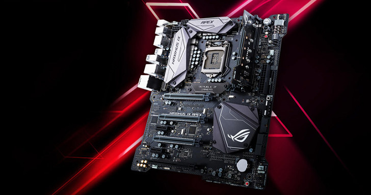 DDR4 變成 M.2 插槽,Asus ROG Maximus IX Apex 帶來更多新意