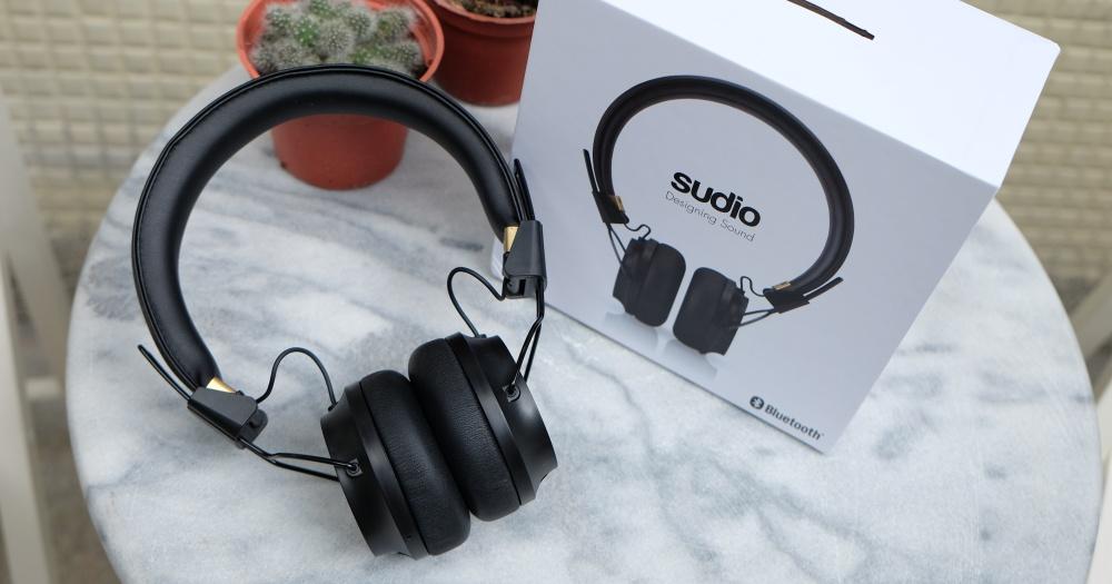 SUDIO Regent 藍牙耳罩式耳機試聽,配戴舒適、中音表現出色