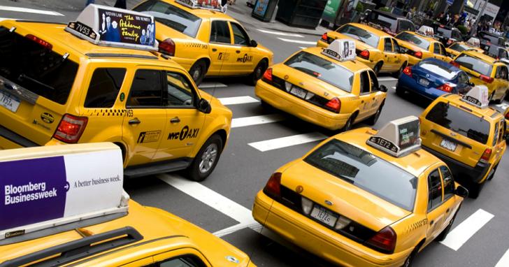計程車工會打臉計程車工會:大多數計程車司機並不接受與Uber合作