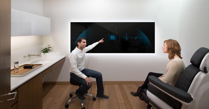 由前 Google 員工打造的「未來診所」開張,布置如Apple Store、月費149美元無限看到飽