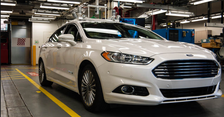 福特表示:特斯拉與Google說的那種自動駕駛,並不是真的自動駕駛