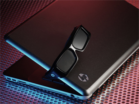 GeForce 500M 讓筆電擁有強效 3D 性能