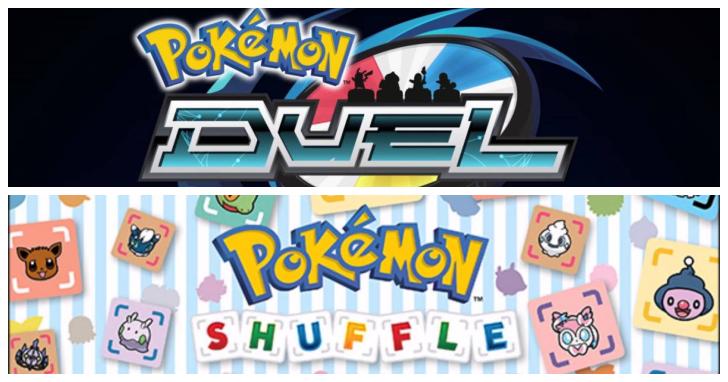已經玩膩《Pokemon Go》了嗎?來玩玩看這兩款同樣有「卡哇伊」寶可夢的手遊吧!