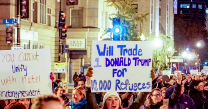 川普禁止七國公民入境,美國有哪些科技公司敢站出來反對?