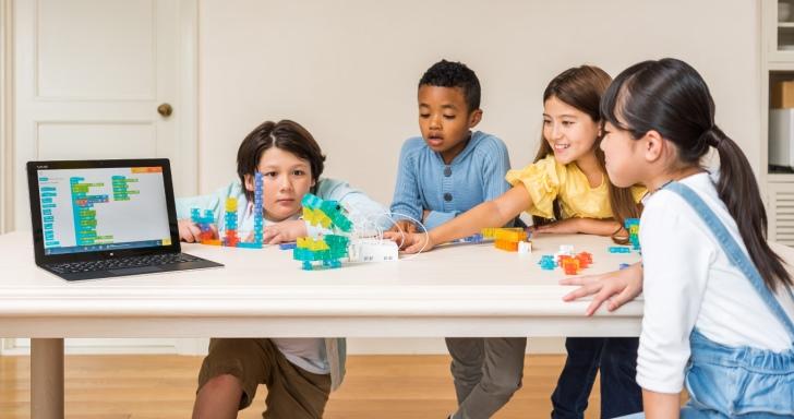 Sony也投入STEM領域,推出Koov教育用積木套件