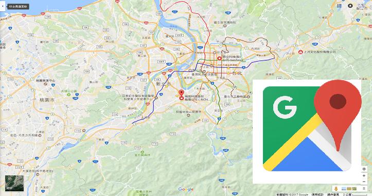 Google 地圖再次開放下載「臺灣」離線地圖