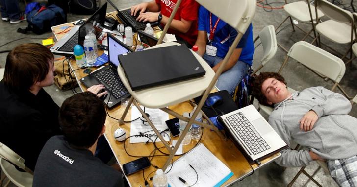 Google、Facebook、Uber這些矽谷工程師真的會在公司睡午覺嗎?