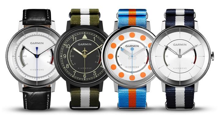 進軍流行時尚,Garmin 推出四款 Vivomove 亞洲設計版智慧錶