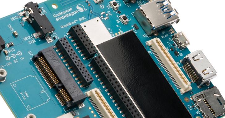 擁有 Galaxy S7 等級的單板電腦!全球首台驍龍820單板電腦發表:DragonBoard 820c