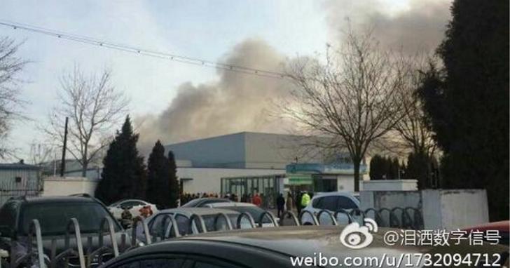三星天津電池工廠起火原因:還是與鋰電池有關