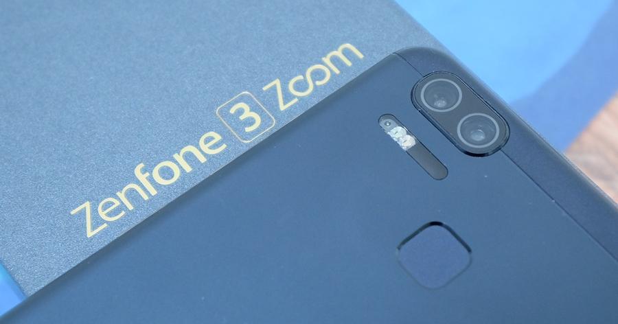 雙鏡頭手機再一款!華碩 Zenfone 3 Zoom 簡單動手玩