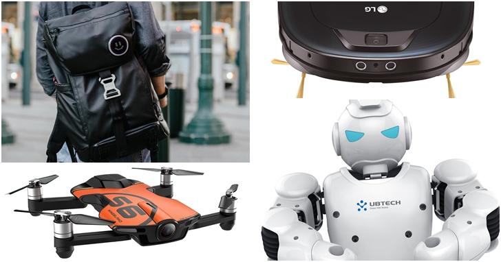 遠傳開賣各種 IoT 機器人,月付 599 元起掃地機器人帶回家