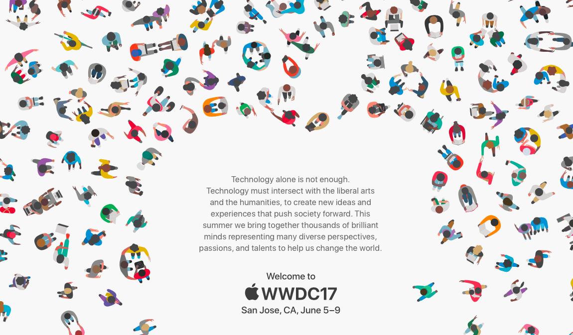 Apple 開發者大會 WWDC 將於 6/9 舉行,地點改在聖荷西