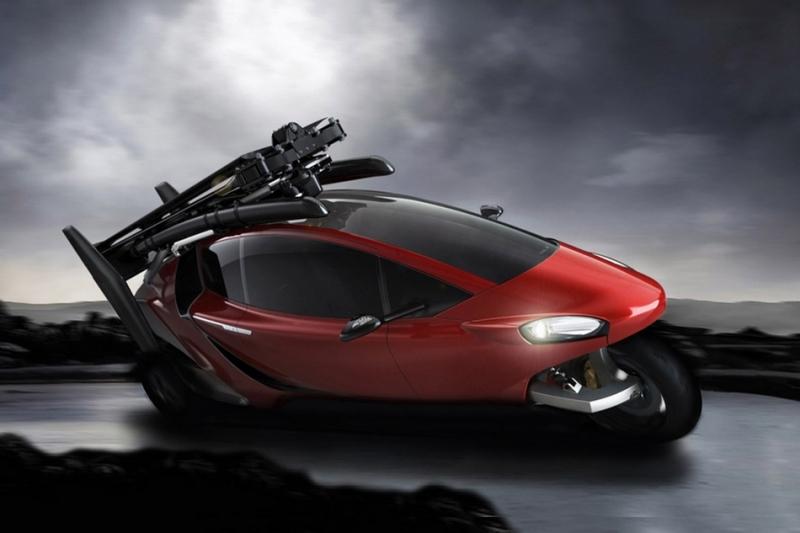 全球首部量產三輪飛行汽車Pal-V Liberty,歐美搶先發售!