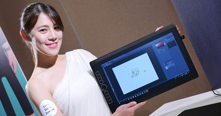 感壓升級至 8,192 階,Wacom 推出 2017 全系列繪圖板與手寫板新品