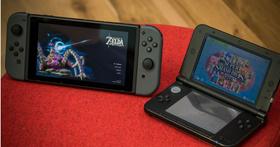 Nintendo Switch 外媒開箱測試:好玩、有趣!硬體規格沒別人高並不是問題