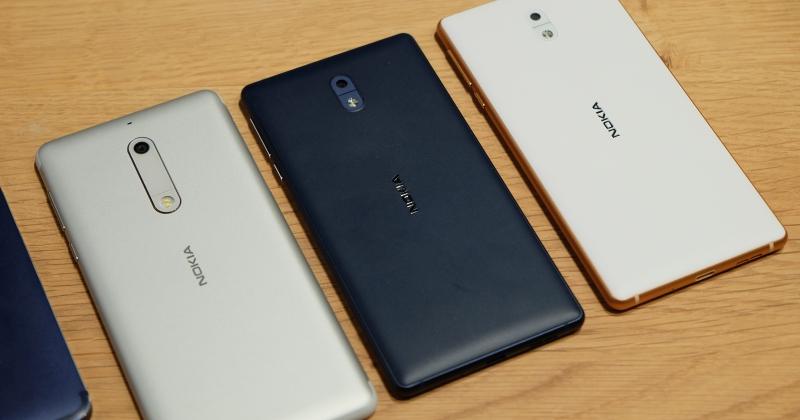 3310只是前菜,三款 Android 7.0 新機 Nokia 6、Nokia 5、Nokia 3 宣布台灣最快3/8上市!