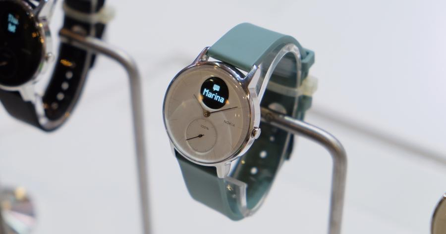 Withings 將掛上 Nokia 品牌,展出手環、手錶、血壓計、溫度計等一系列智慧產品