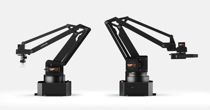 取物、3D列印、雷射切割、繪圖,uArm Swift機械手臂1隻搞定