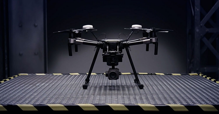 DJI 在 MWC 2017 發表最新企業級無人機 M200 系列,主打可執行偵查、救援等實際任務