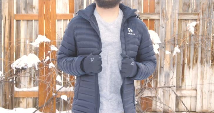 寒流來也不怕,電熱外套Ravean Down 2.0隨時隨地暖烘烘