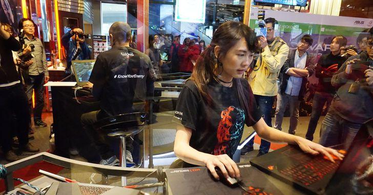 台灣微軟與華碩 ROG 合作,於三創舉辦《最後一戰:星環戰役 2》限時體驗訓練營