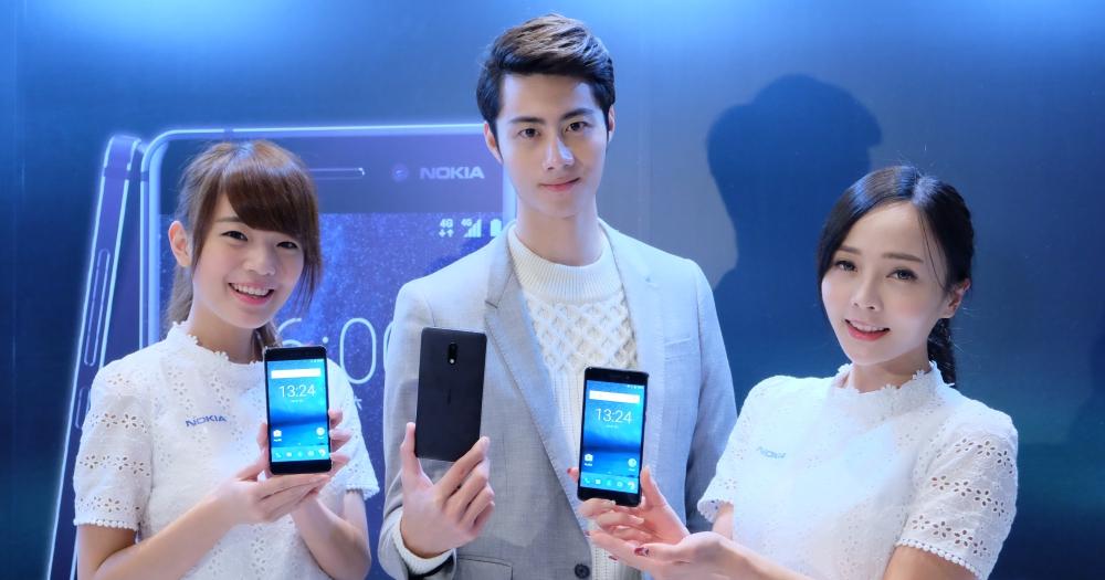 Nokia 6 正式登台!採 Android 7 作業系統,售價 7,790 元