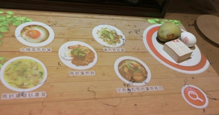 完全由國人設計的智慧廚房!台灣櫻花展示「智能主廚」,放上食物就能自動投射顯示食譜及烹飪教學