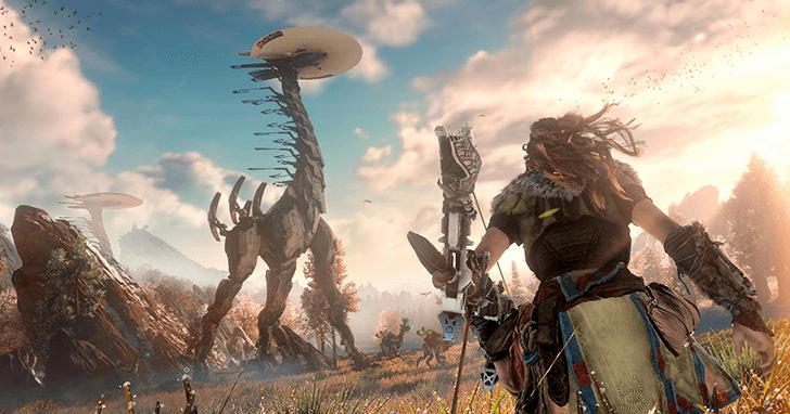 技術分析:《地平線:期待黎明》將 PS4 推上高峰