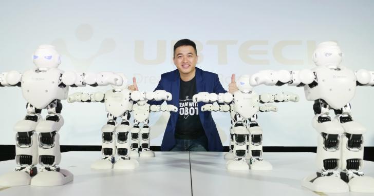 遠寬獨家引進,UBTECH 優必選在台推出新款教育機器人  Alpha1 Pro、Jimu Robot