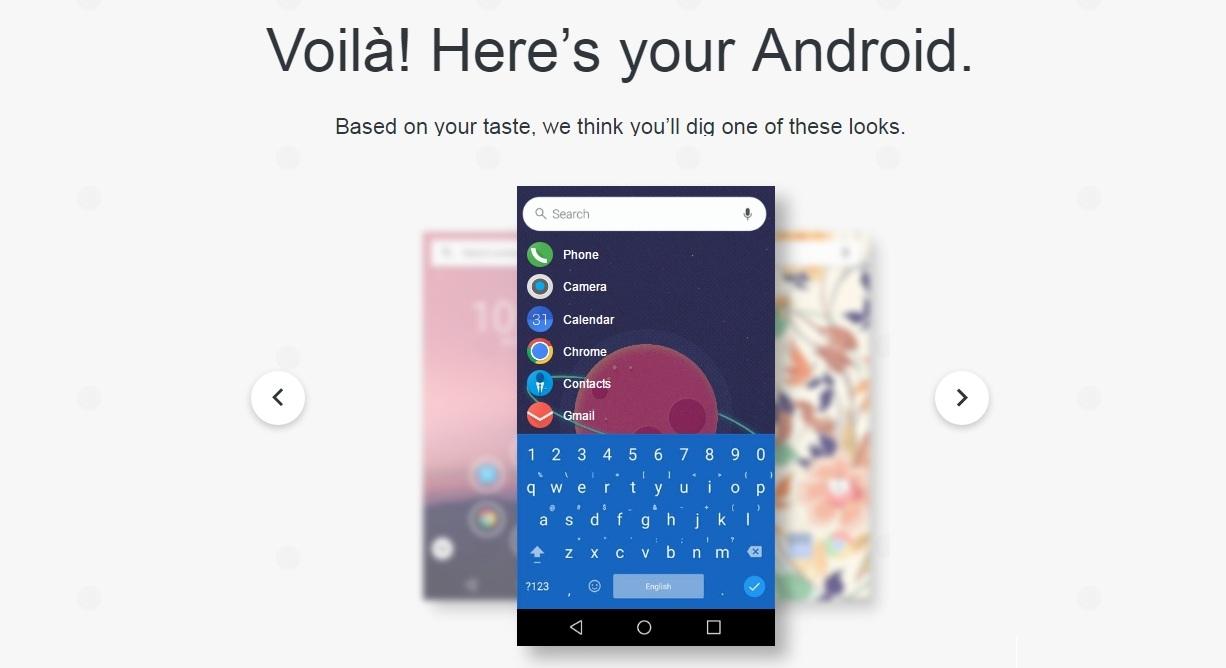 有 Android 手機主題選擇困難症嗎?Google 這個小工具幫你挑出最適合你的主題