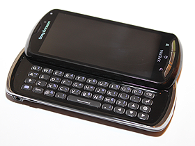 商務人士必備  有鍵盤的 Sony Ericsson Xperia Pro