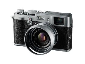 復古機 Fujifilm FinePix X100 之 35個大哉問