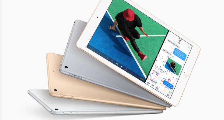 不是 iPad Pro 也不是 iPad Air,蘋果新推出萬元左右的純「iPad」平板新品