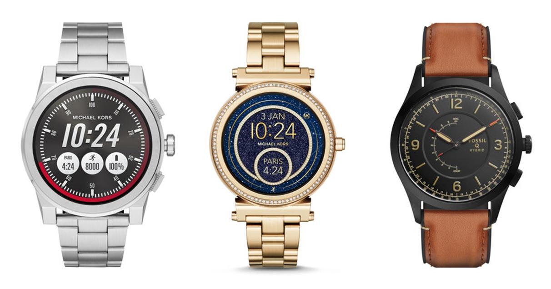 Fossil 說今年預計要推 300 支錶,Android 智慧錶和一般錶全都有