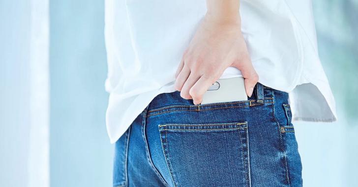無印良品改良了牛仔褲,為了讓你的手機不再被坐「彎」……